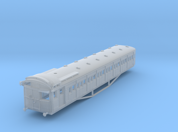 TM3 VR Tait M - Std Cab Elliptical Roof (443M) in Frosted Ultra Detail