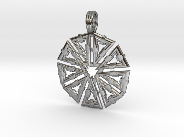 INFINITE SOURCE in Premium Silver