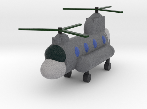 Model Arctic Chinook in Full Color Sandstone
