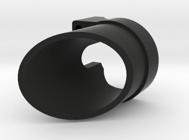 Darth Vader Shroud for MR/Hasbro  in Black Natural Versatile Plastic
