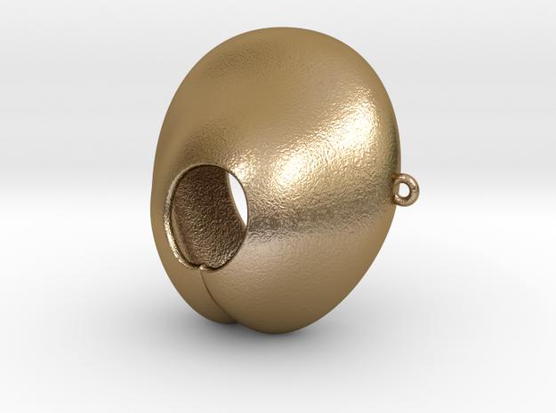 Electrosex Penis tip, E-Stim V4 Classic in Polished Gold Steel