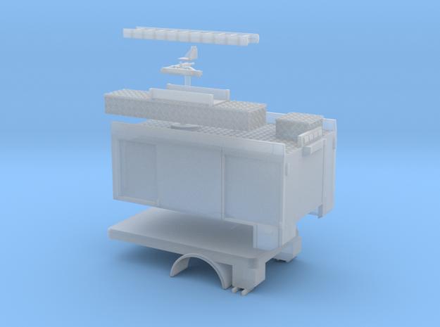 Aufbau TLF20-30 Ohne Rollos  in Smooth Fine Detail Plastic