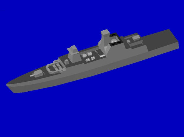 60SA01 1:6000 Formidable X5 (Singapore) 3d printed PAINTING SUGGESTION