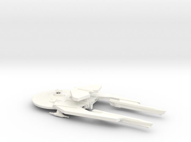 Smooth Iroquois class 2500 in White Processed Versatile Plastic