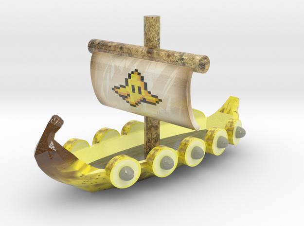 Banana Vikingship