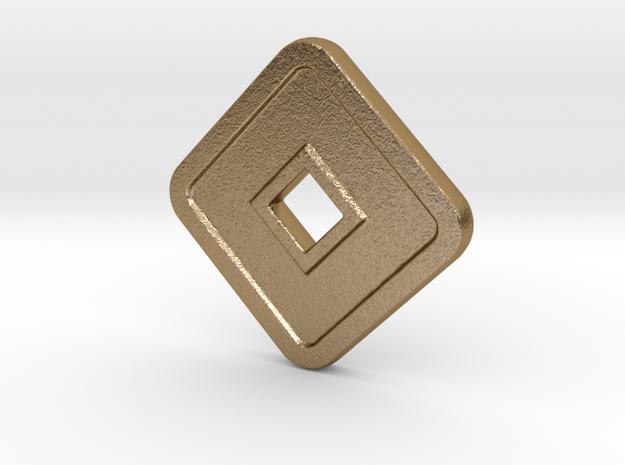 DD-N in Polished Gold Steel