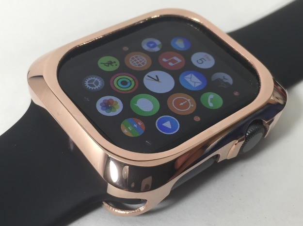 Apple Watch 2  Metal Bumper 42mm in 14k Rose Gold Plated