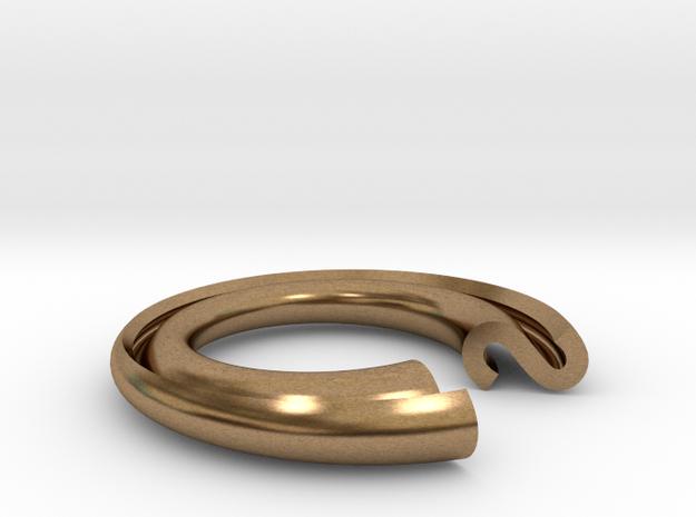S Letter Ring