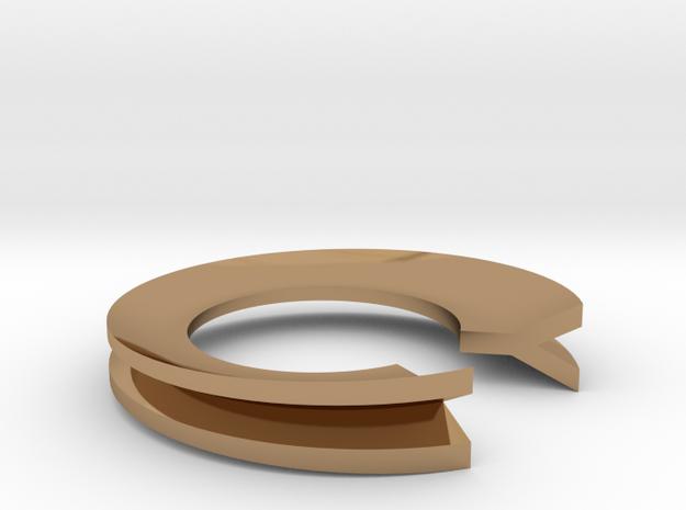 Y Letter Ring