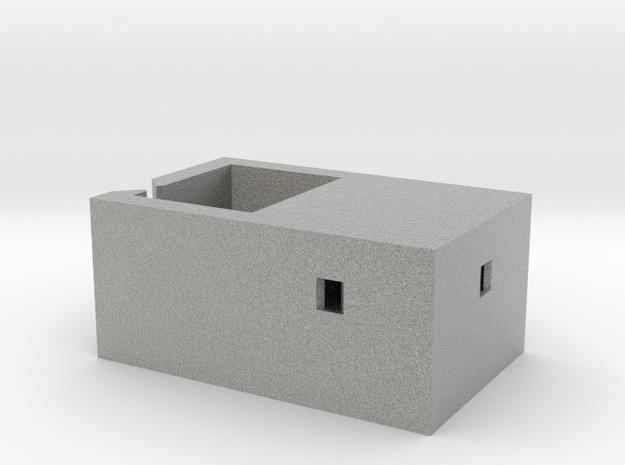 Tomlinscote Woods Type 23 Bunker 3d printed
