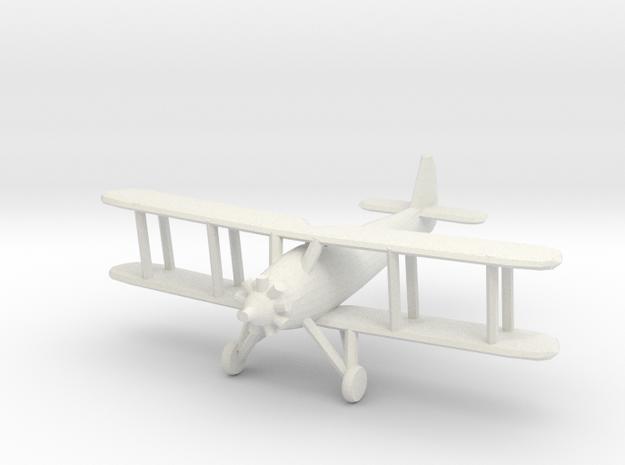1/200 Heinkel He50 in White Natural Versatile Plastic