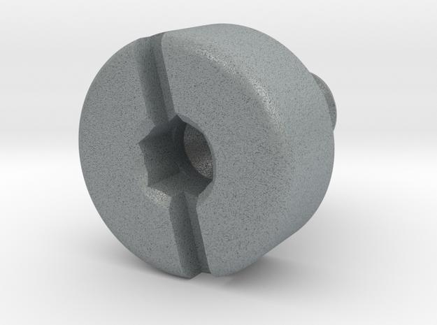 TRDST18 V1 Pv X6 in Polished Metallic Plastic