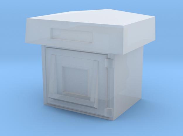 S2-410   Feuermelder in Smooth Fine Detail Plastic