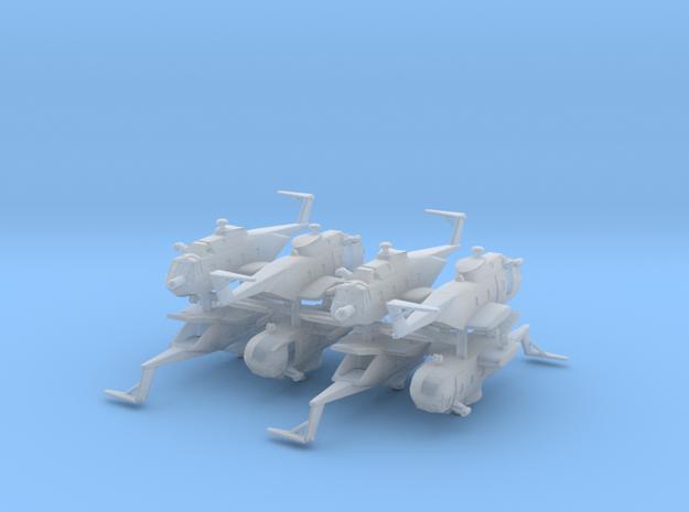 1/700 CH-3 & HH-3 x8 (FUD)