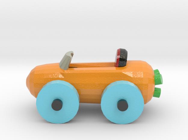 Carrot Car 2