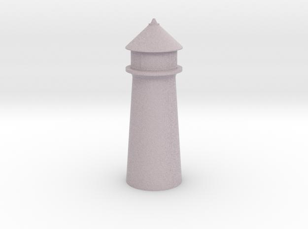 Lighthouse Pastel Purple in Full Color Sandstone