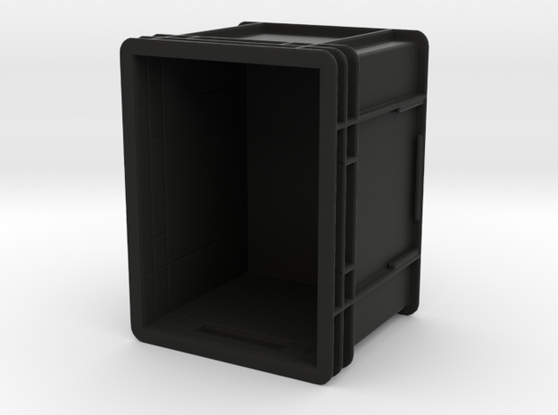 Box Type 3 - 1/10 in Black Natural Versatile Plastic