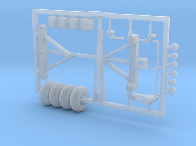 1/64 Wagon Running Gear Kit