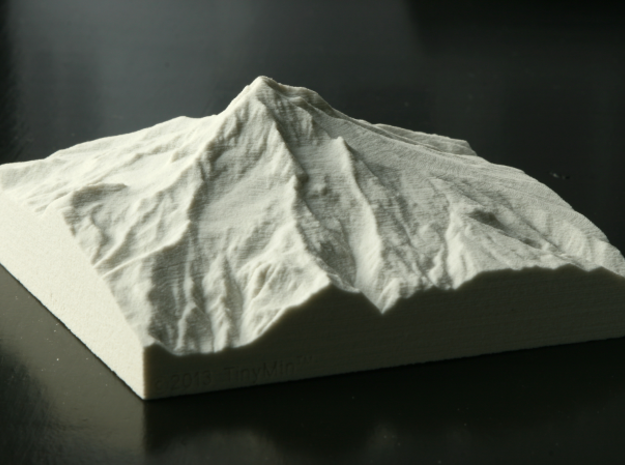 4'' Mt. Hood, Oregon, USA, Sandstone in Natural Sandstone
