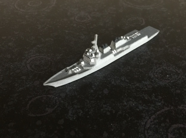 Sejong the Great-class destroyer, 1/1800