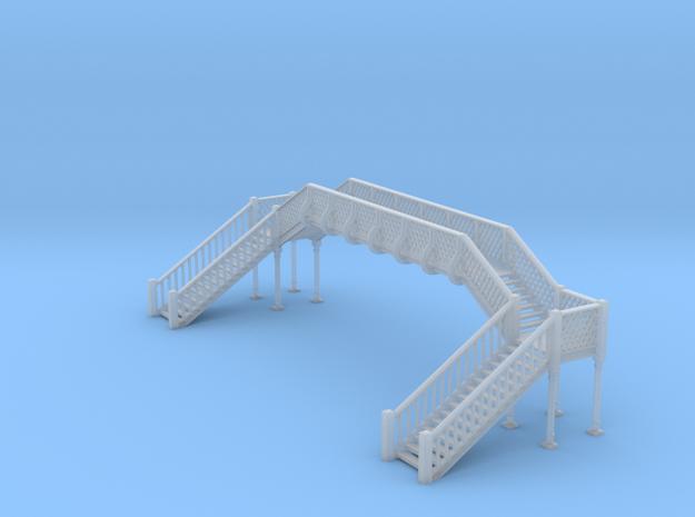 Footbridge Type 2 - N Scale