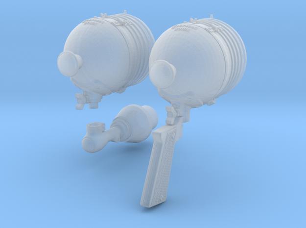 D78079 SPOTLIGHT 1-35 in Smoothest Fine Detail Plastic