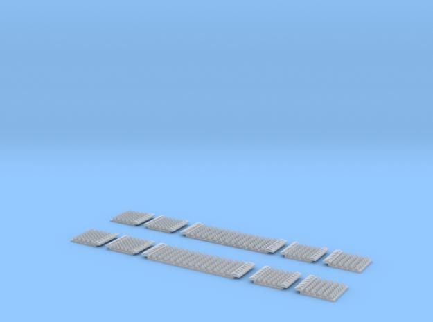 N Gauge Polymer Anti-trespass Panels Setrack