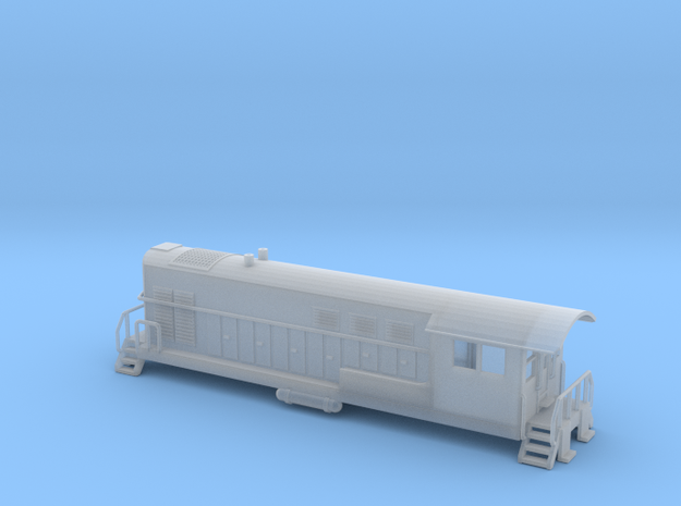 FM H10 44 Z Scale in Smooth Fine Detail Plastic