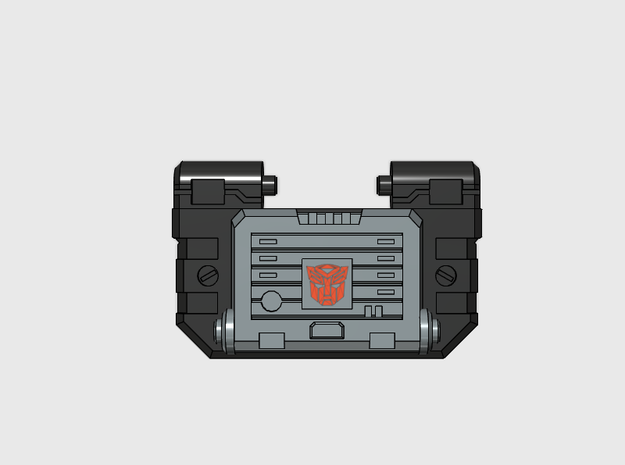 Cortex Chest Plate for CW Dead End