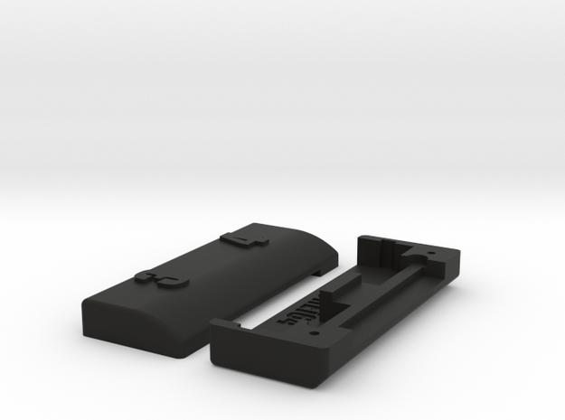 Individual Comp Commodore 4-Player Adapter Case in Black Natural Versatile Plastic