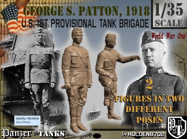 1-35 George S Patton 1918