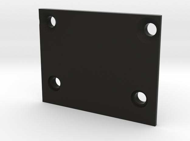 TLR 22 3.0 Pivot Shim  in Black Natural Versatile Plastic