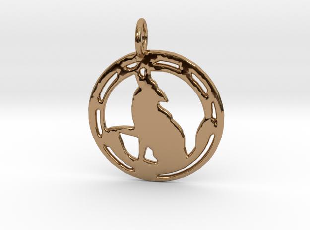 'Wild One' pendant