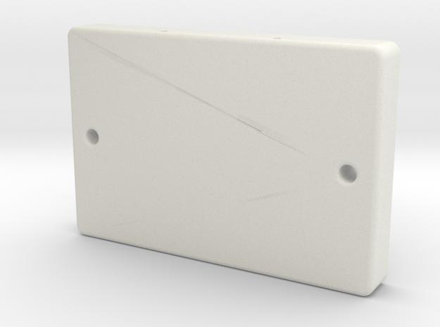 SoporteBase SBLaser Print3D in White Natural Versatile Plastic