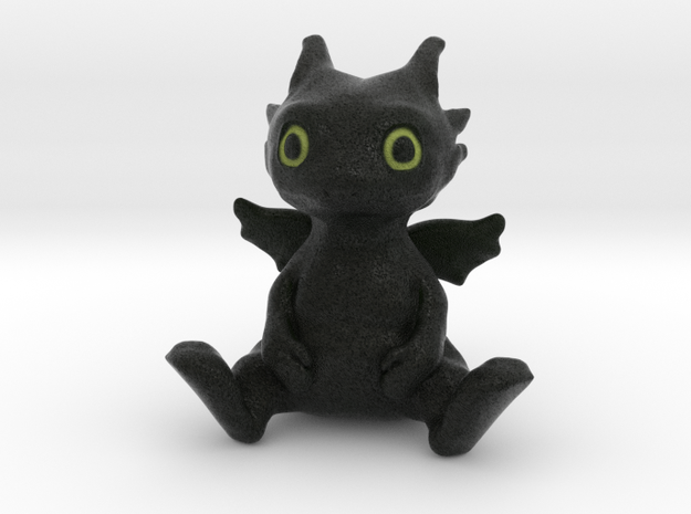 toothless in Full Color Sandstone