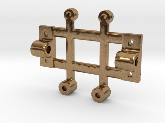 Mogul - Reverse Link .625 Plus 1% in Natural Brass