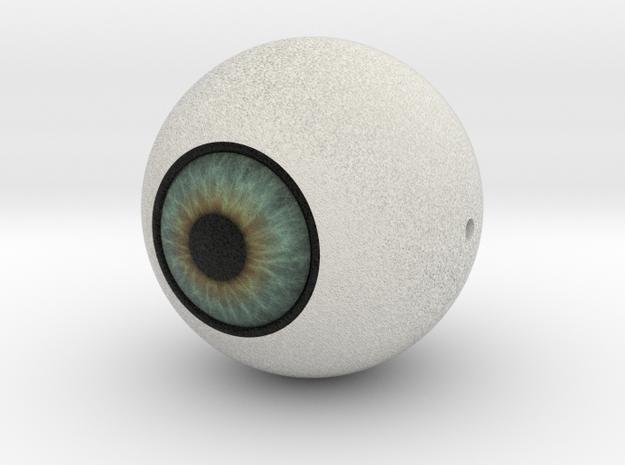 Big Eyes 001 in Full Color Sandstone