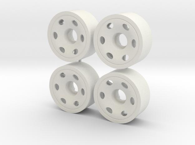 MINI Z FRONT 190 -05 in White Natural Versatile Plastic