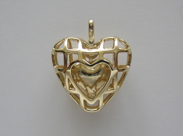 Touch Of The Heart Pendant