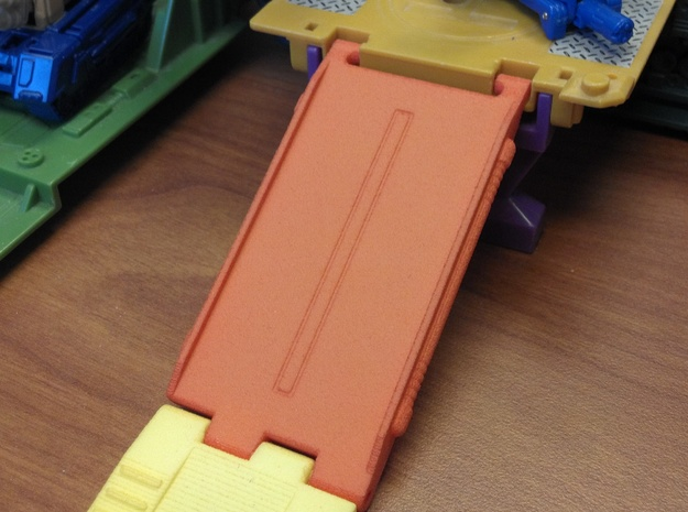 Titans Return Micromaster Adapter Ramp
