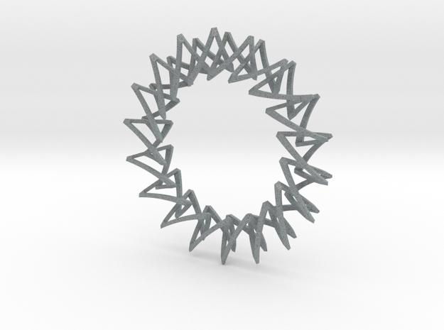 Necklace Escher 3d printed Necklace Escher