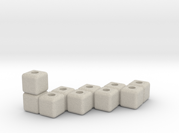 Block menorah
