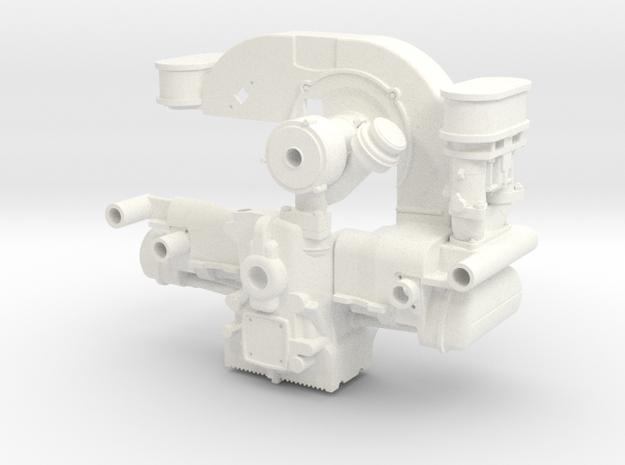 SR20001 Mk2 SRB Main Engine Part 1 of 2 3d printed