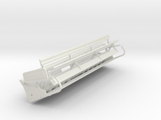 F 20 RIGID in White Natural Versatile Plastic