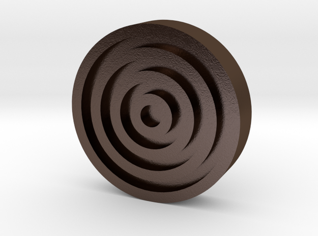 CoolSpin - Bottom Button only