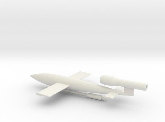 1/144 Scale JB-2/LTV-N-2 Loon Missile