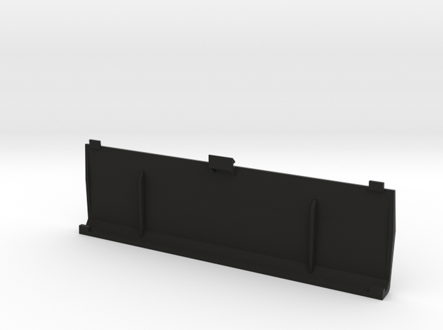 Lynx II Battery Cover in Black Natural Versatile Plastic