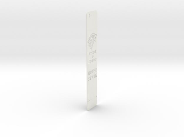 Stark Bookmark
