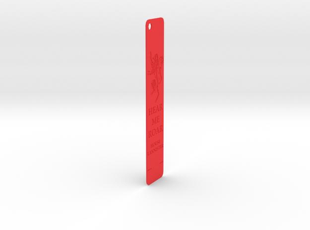 Lanister Bookmark