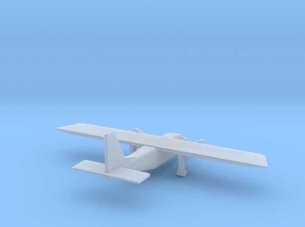 1:500 Britten-Norman BN-2 Islander in Smoothest Fine Detail Plastic